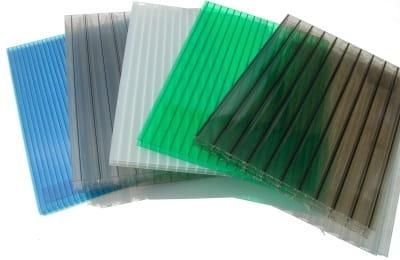 Poważne Płyta komorowa 8,0 mm 1komora /6m kolor kryształ cena Eskade TX96